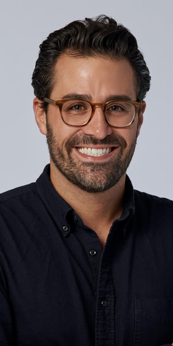 Portrait image of Philippe Ifergan