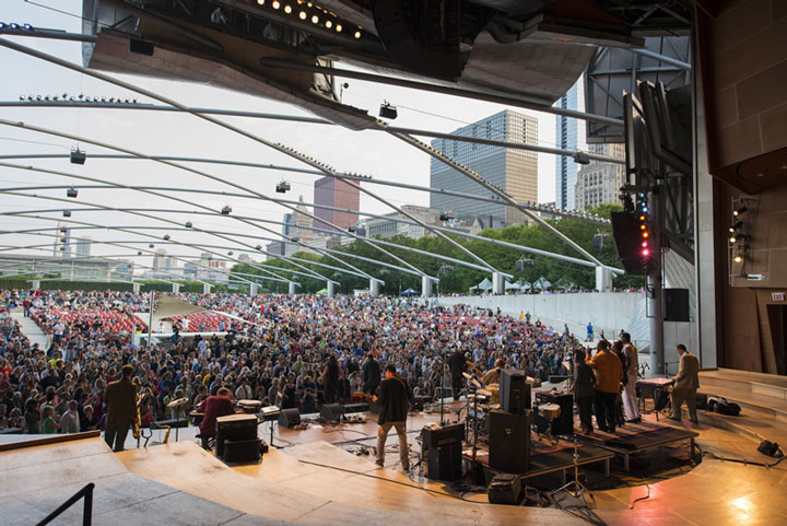 SUMMER FUN IN CHICAGO CONTINUES IN AUGUST!