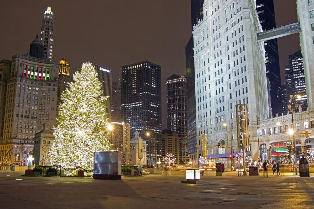 Celebrate the Holidays in Chicago