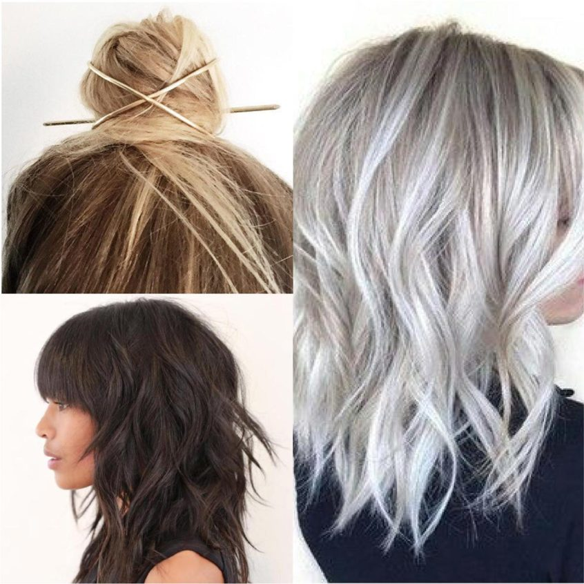 Hair styles and accessories
