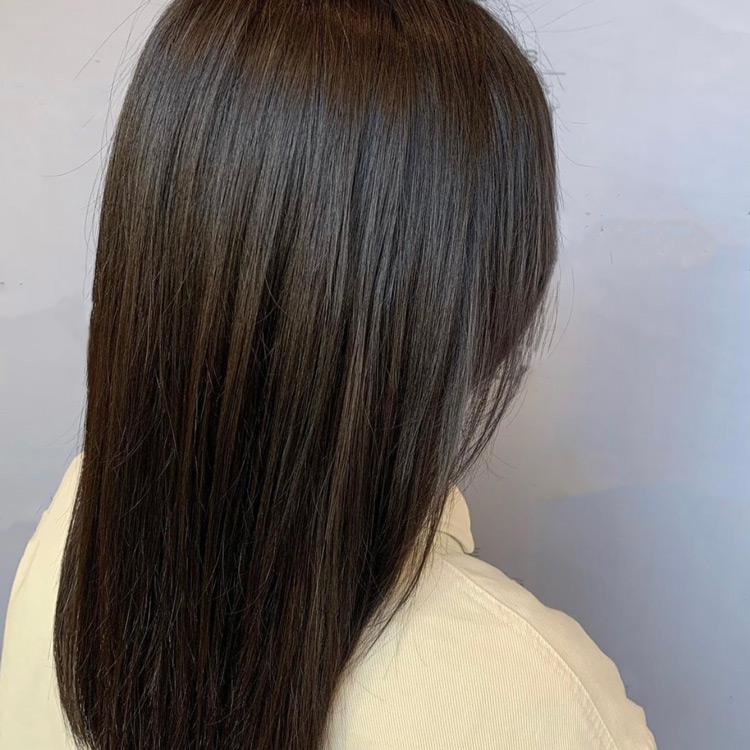Single Process Hair Color Offer + Blowout