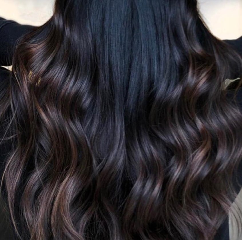 balayage trends for Spring 2021