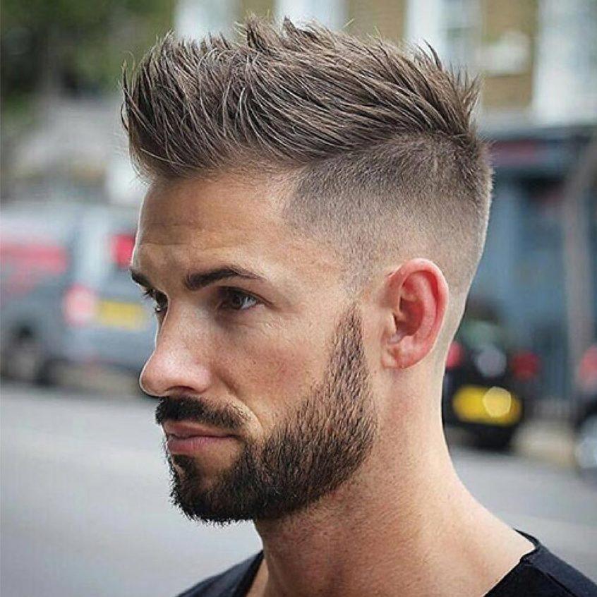 Edgy Mens Haircut