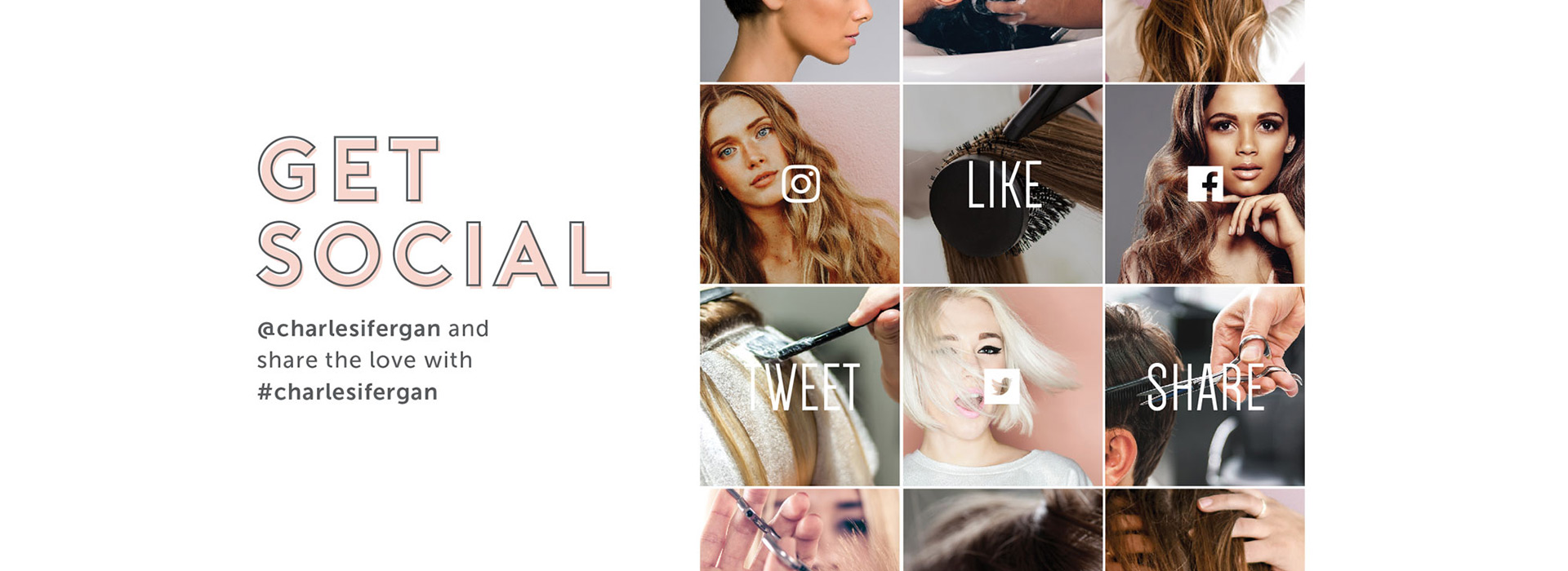 Get Social @charlesifergan on instagram, twitter, and facebook